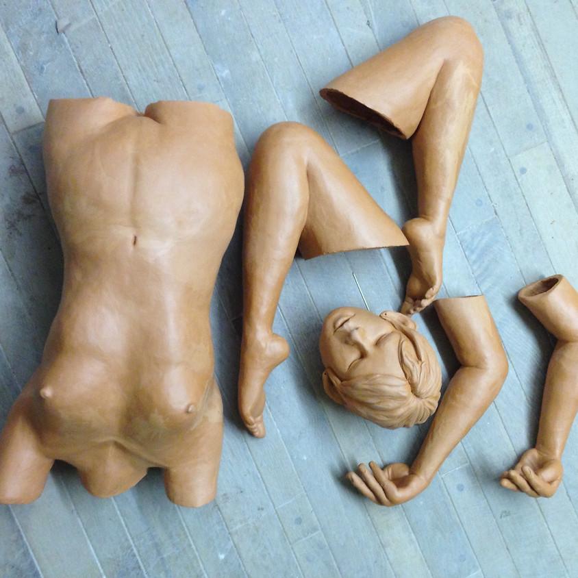 Figurative Ceramic Sculpture