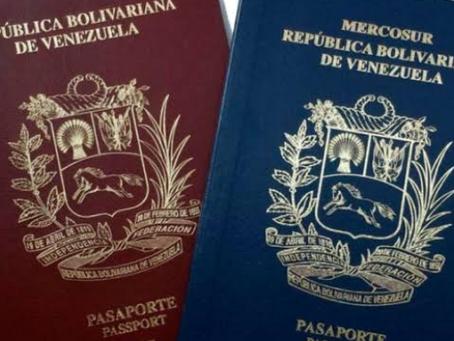Listado Oficial de Prórrogas y Pasaportes en México ENE 2021.