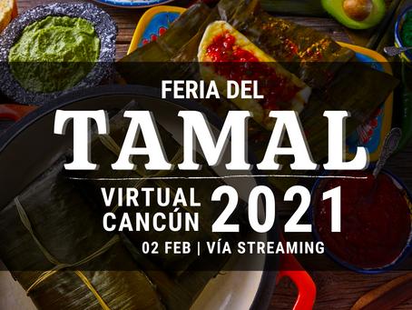 Feria del Tamal Virtual Cancún 2021