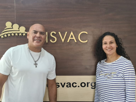María Soto engalana a Cisvac con importante visita