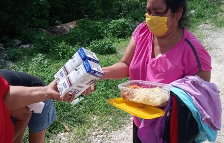 CISVAC continúa con su labor humanista en Quintana Roo.