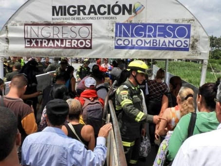 Colombia ofrece esperanza migratoria a venezolanos