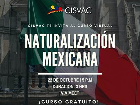 Curso de Naturalización 2020