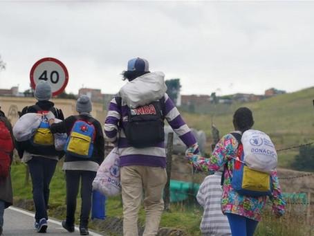 Acnur presenta Plan de Respuesta para Refugiados y Migrantes 2021