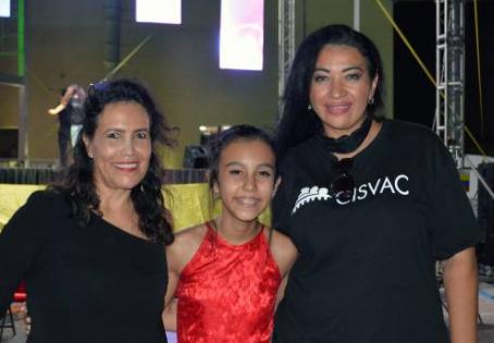 KIDS CISVAC conquistó los corazones de los niños de Cancún.