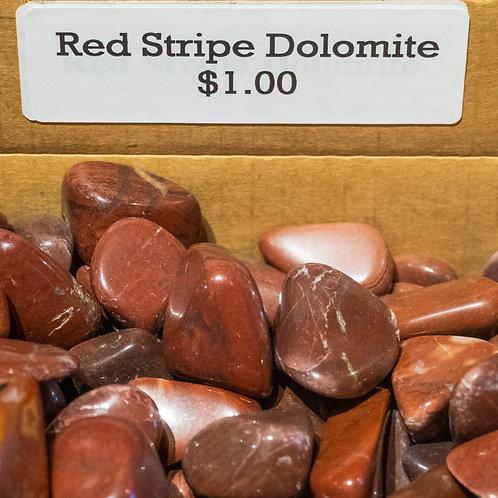 Red Stripe Dolomite