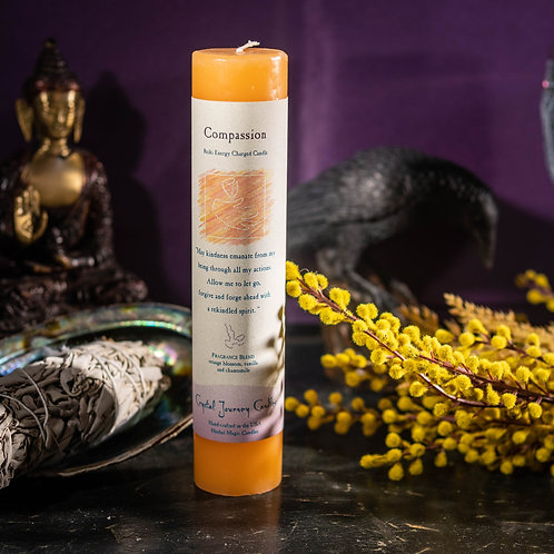 Reiki Candle: Compassion