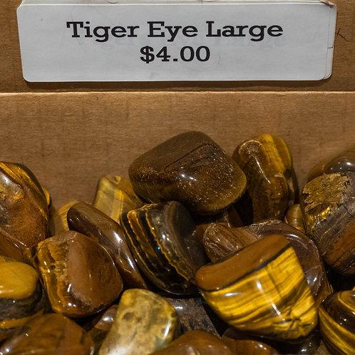 Tiger Eye Large