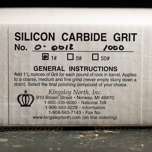 Silicone Carbide Grit (1000)