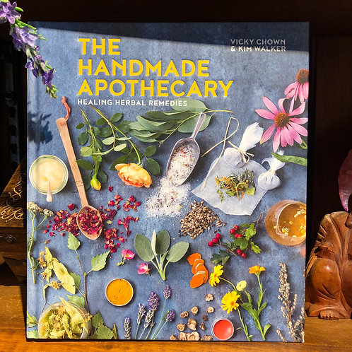 The Homemade Apothecary: Healing Herbal Remedies