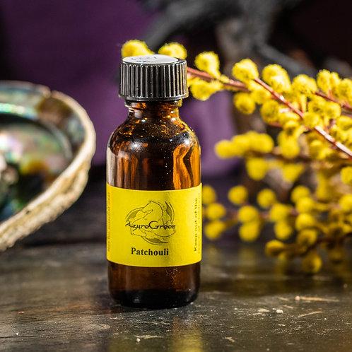 AzureGreen Patchouli Oil (1oz)