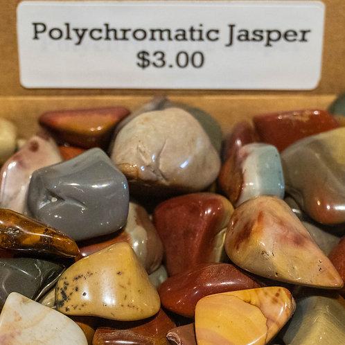Polychromatic Jasper
