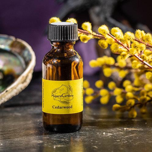 AzureGreen Cedarwood Oil (1oz)
