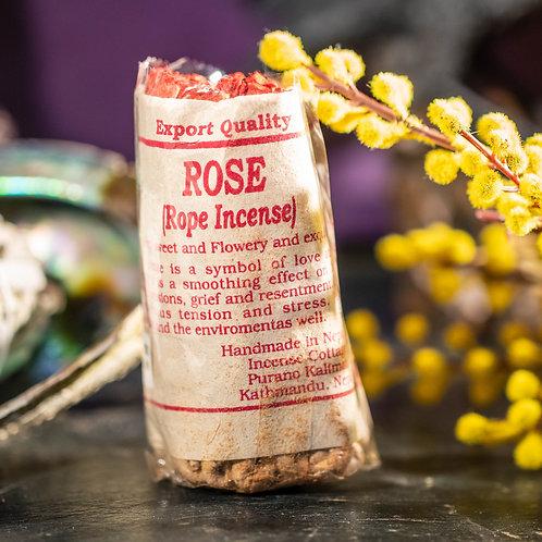 Rope Incense: Rose