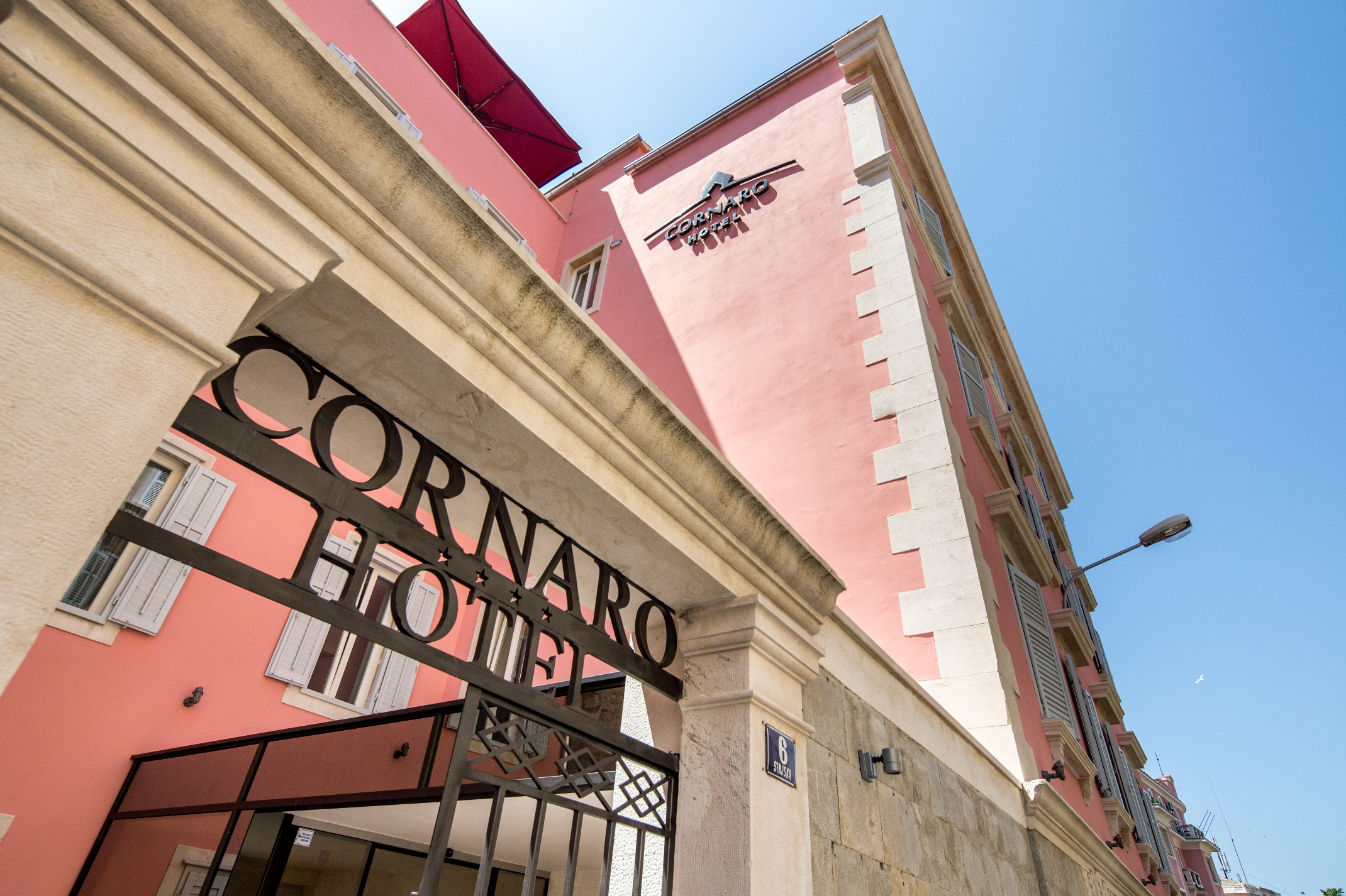 Hotel Cornaro, Split 1