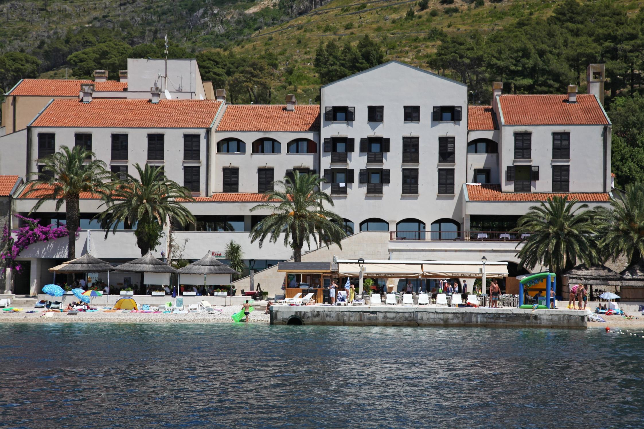 Hotel Podgorka 10