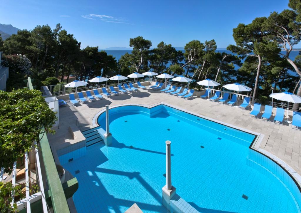 Hotel Berulia Brela 4.JPG