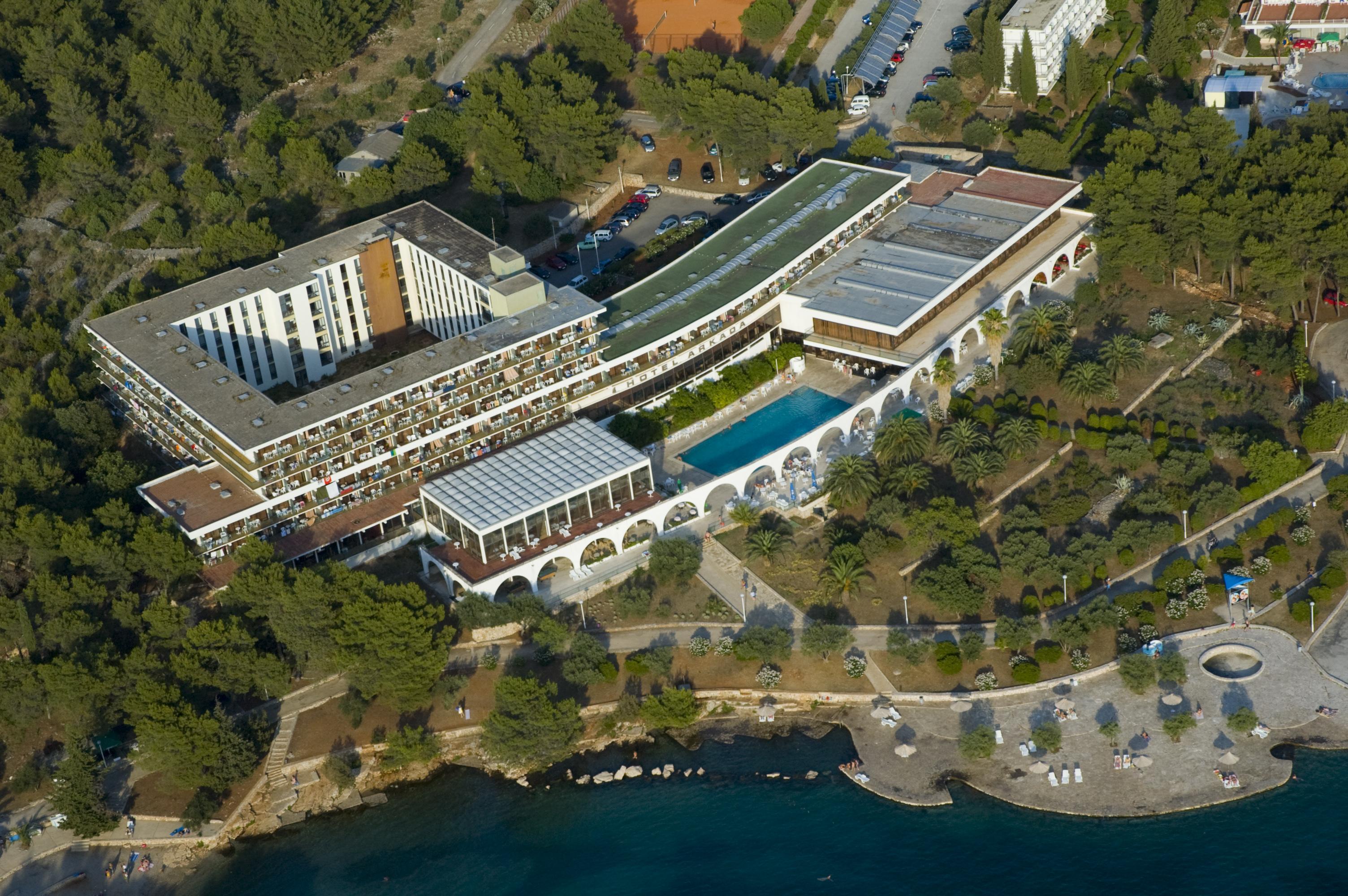 Hotel Arkada Stari Grad 24
