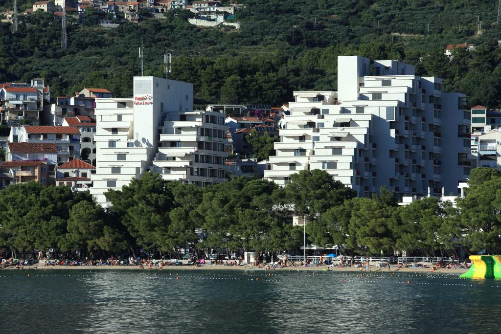 Hotel Meteor Makarska 4.JPG