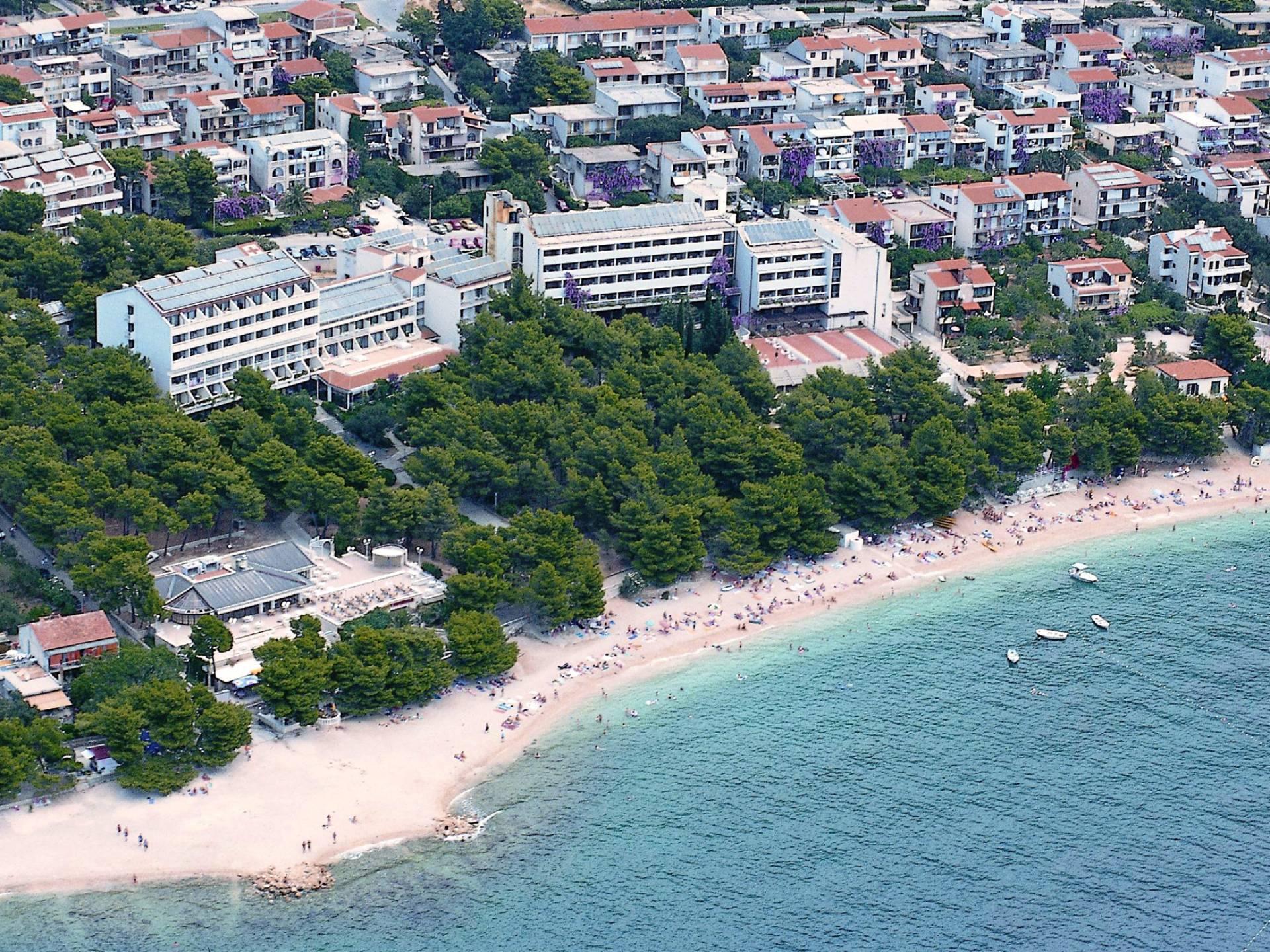 Hotel Biokovka - Makarska 14
