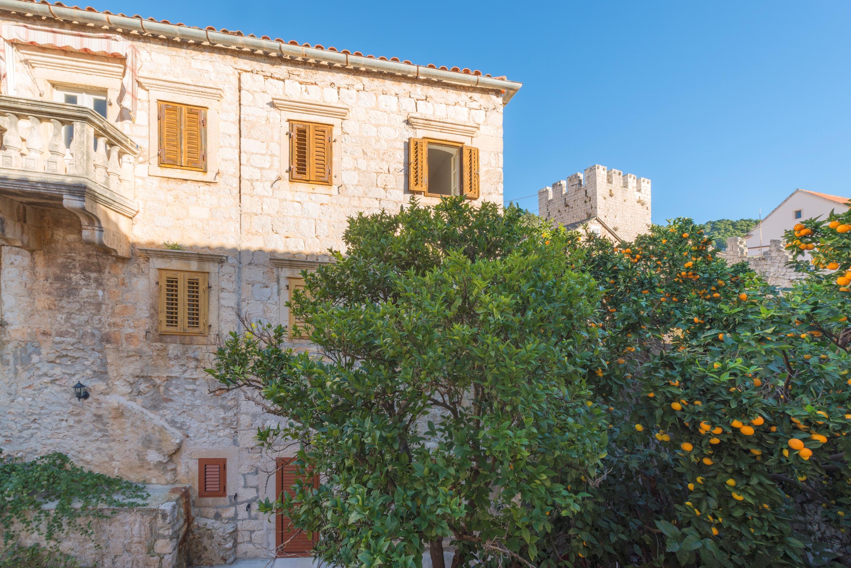 Palace Hvar Historical Terrace Hotel 8