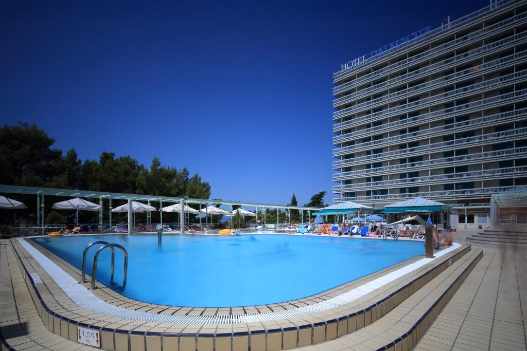 Accommodation in Croatia - Hotel Dalmacija Makarska (3).JPG