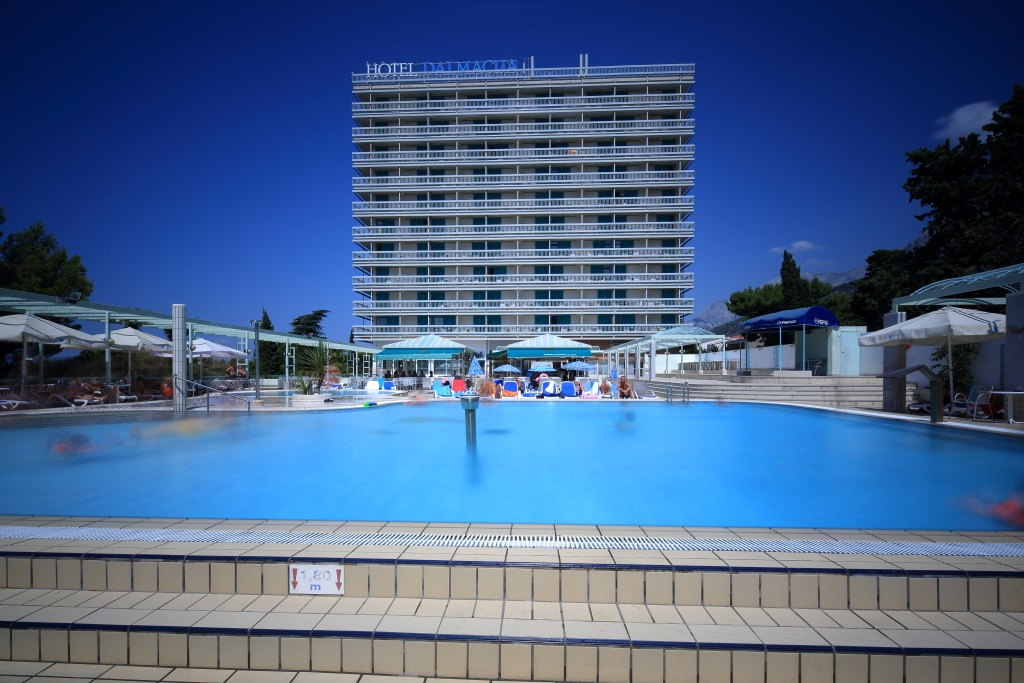 Accommodation in Croatia - Hotel Dalmacija Makarska (1).JPG
