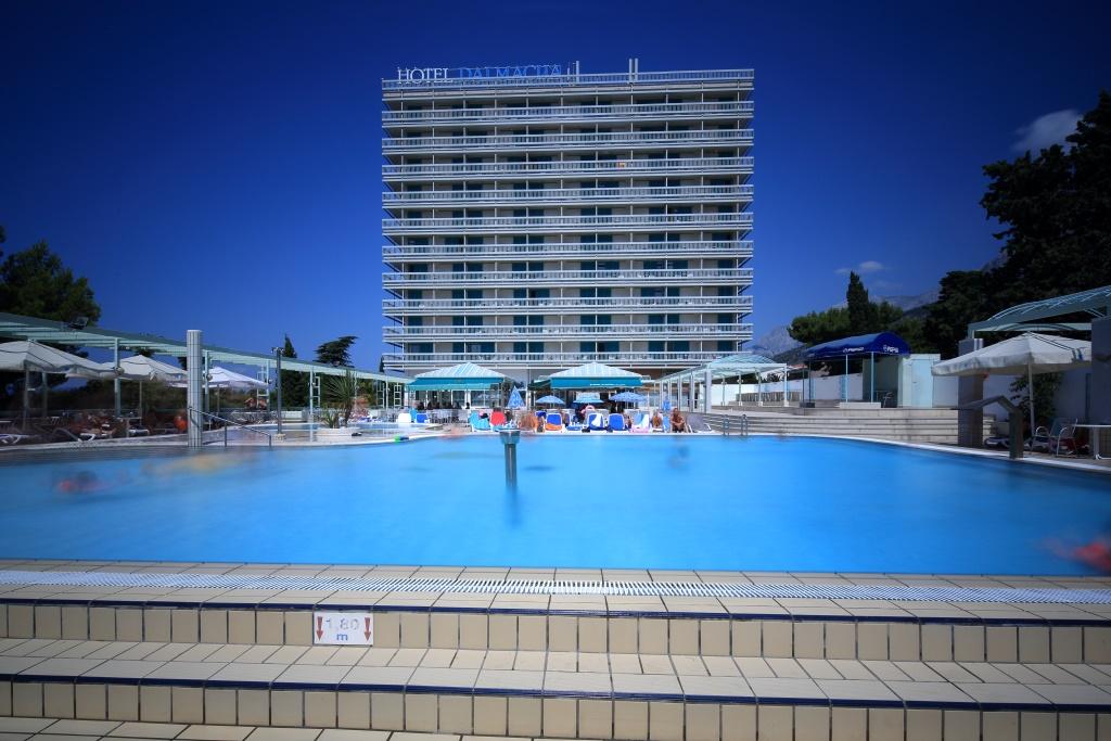 Accommodation in Croatia - Hotel Dalmacija Makarska (1).JPG