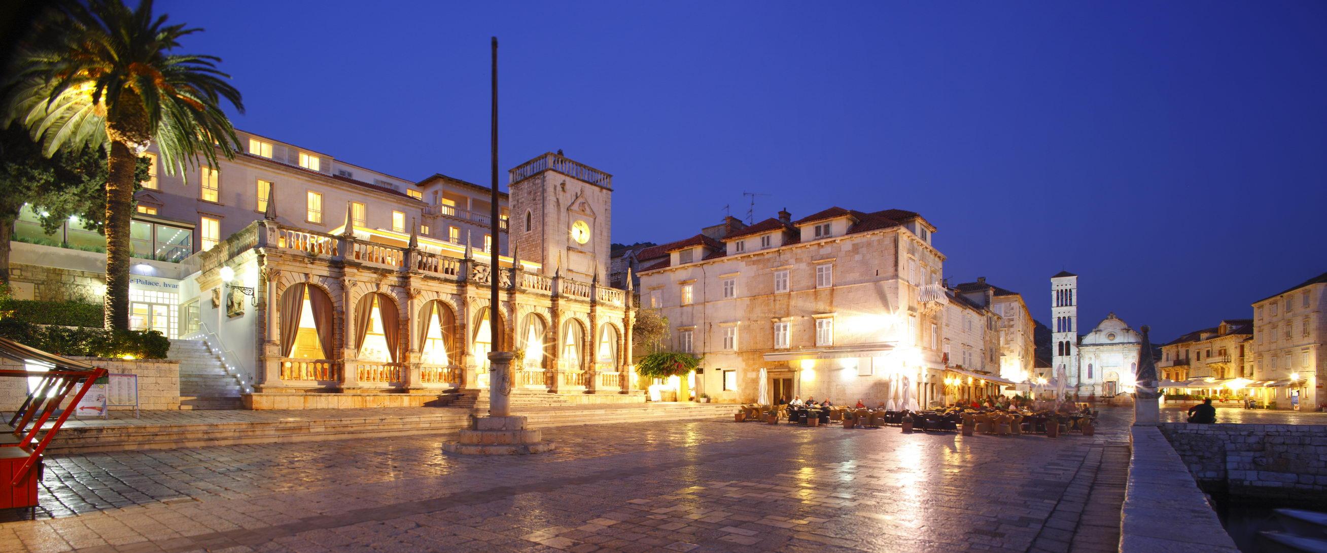 Palace Hvar Historical Terrace Hotel 1