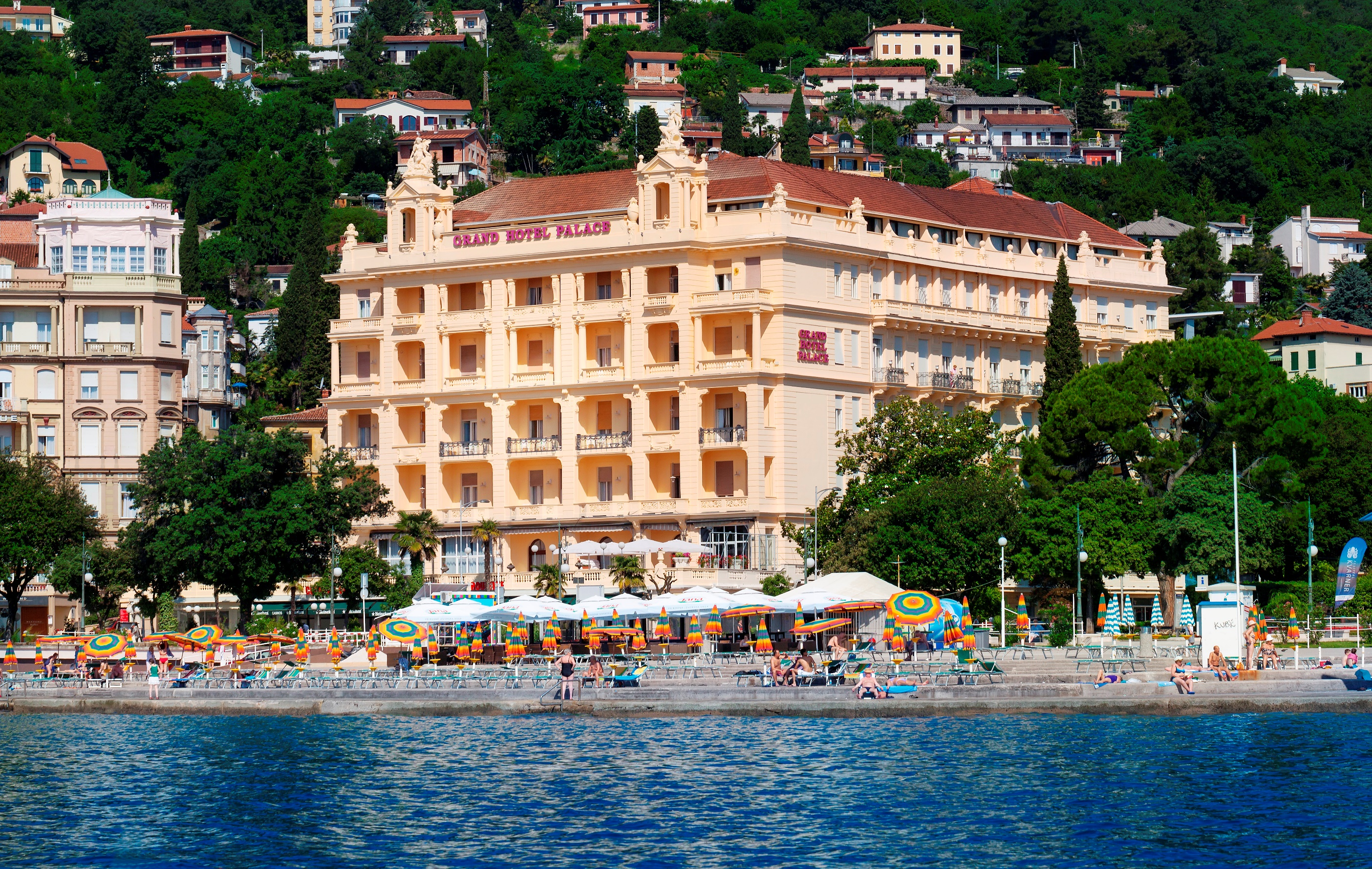 Remisens Hotel Palace Belevue 8