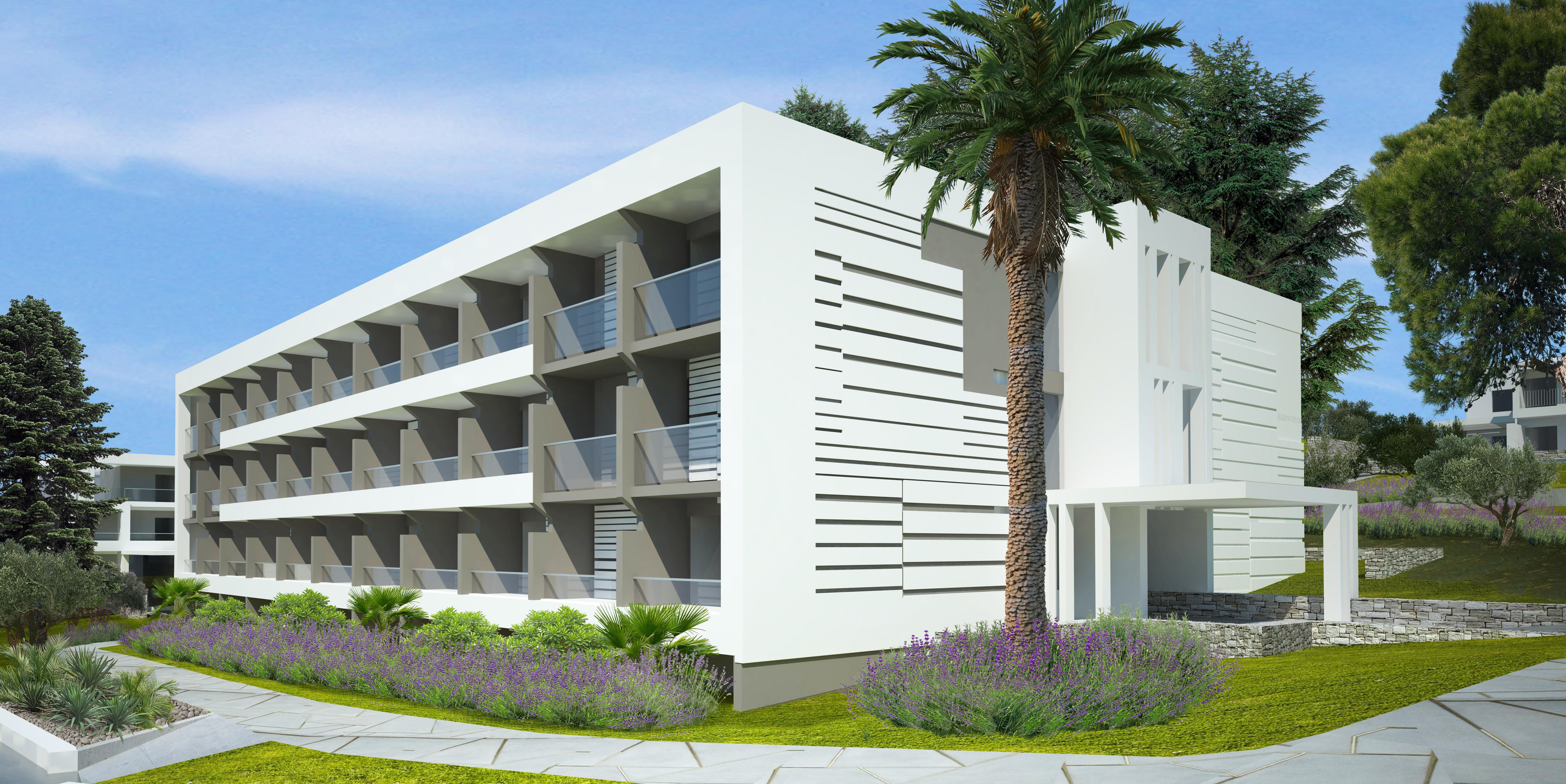 Pharos Hvar Bayhill Hotel 1