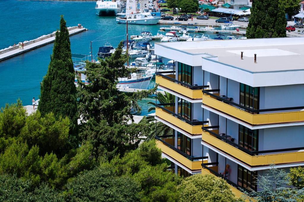 Accommodation In Croatia - Hotel Ilirija Biograd (1).jpg