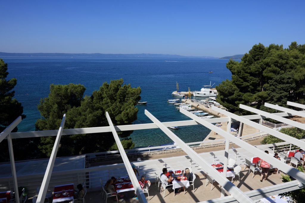 Accommodation in Croatia - Hotel Dalmacija Makarska (8).JPG