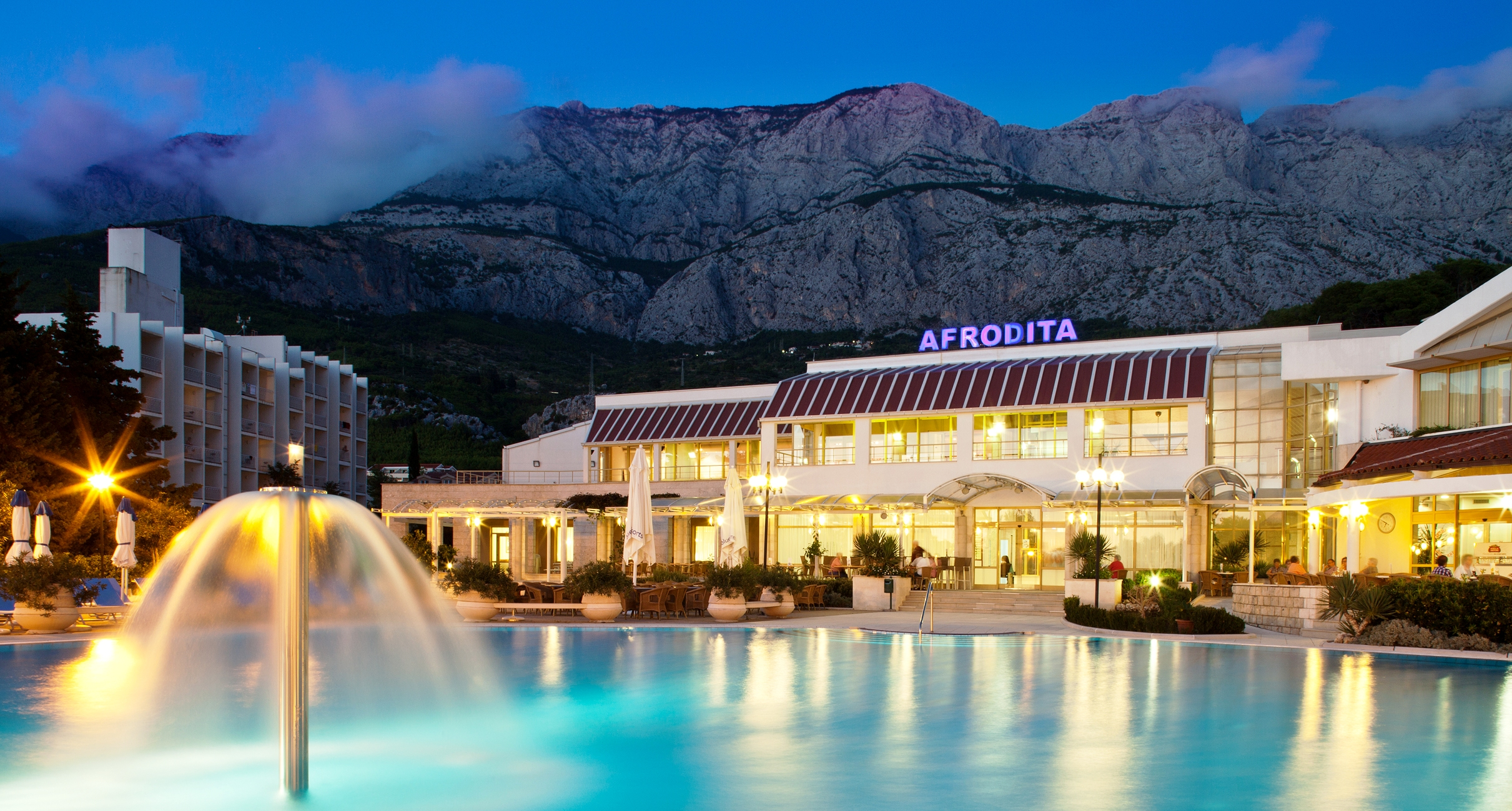 Bluesun Resort Afrodita ****