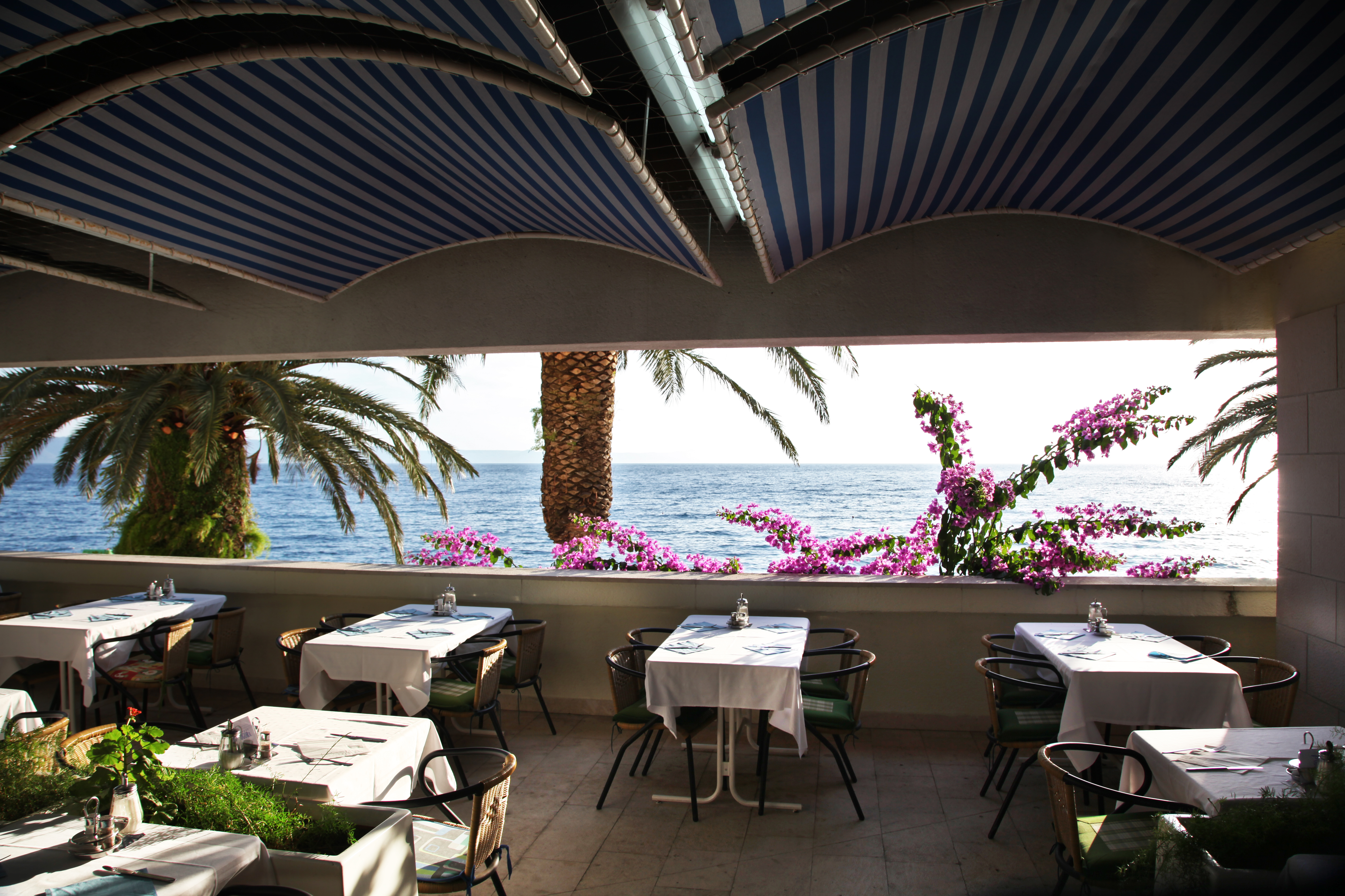 Hotel Podgorka_restaurant terrace