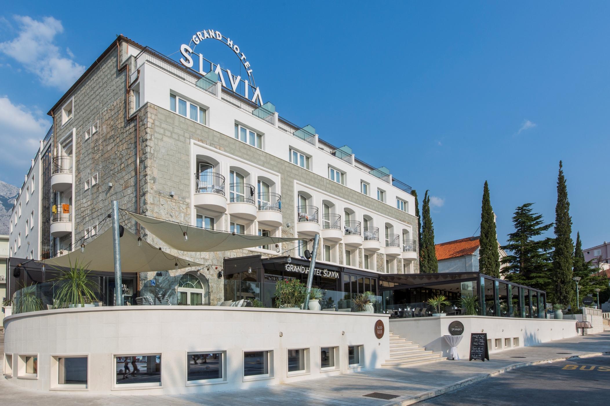 Grand hotel Slavia 1