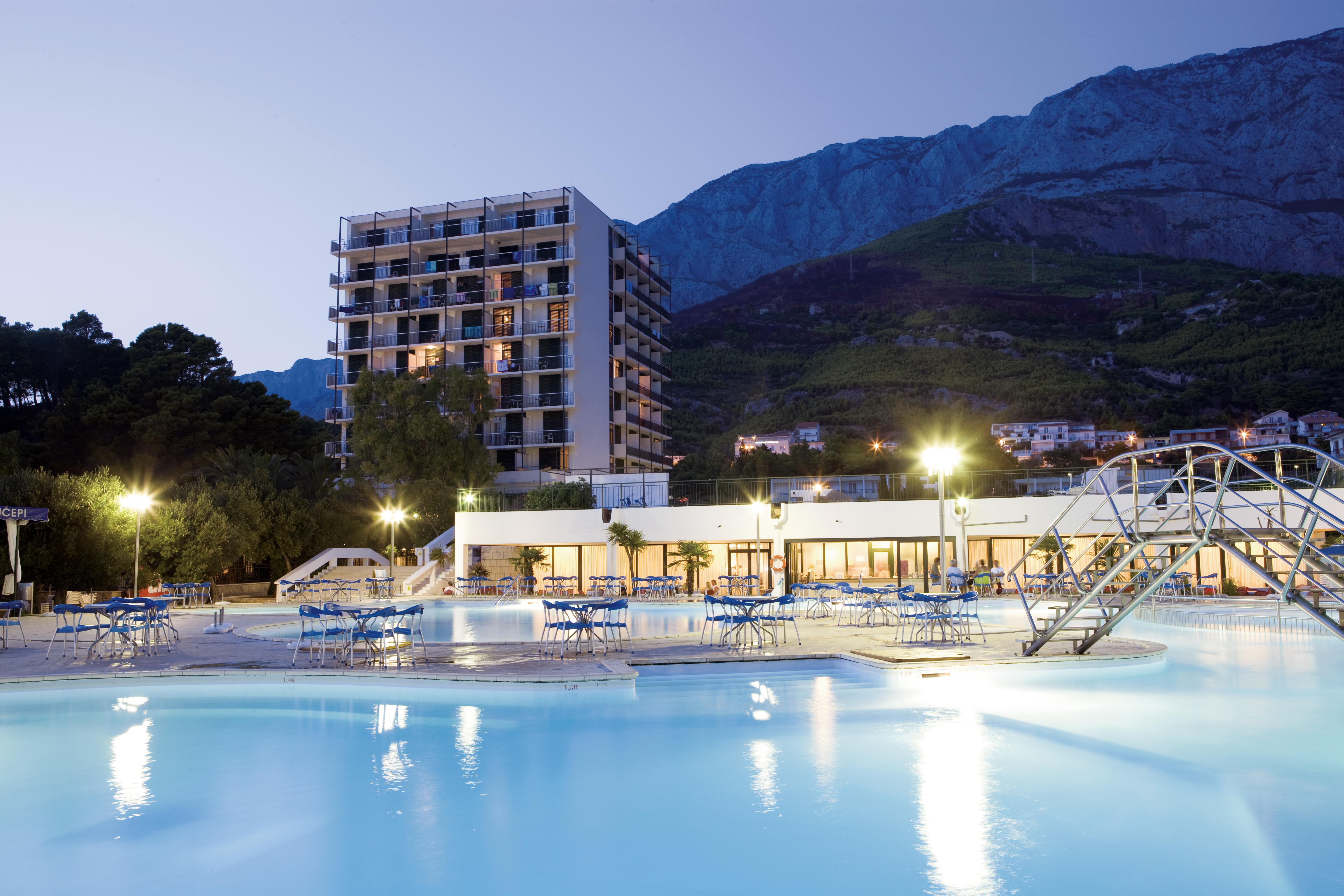 Bluesun hotel Neptun & dependance Maslinik 5