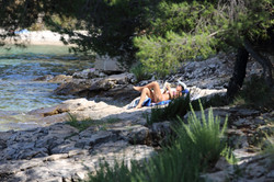 ACCOMMODATION IN CROATIA - Tourist settlement Velaris Supetar island of Brac (11