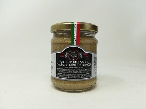 Umbria Terra Di Tartufi White Truffle Sauce Salsa 160g