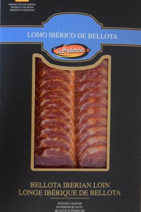 Iberian Lomo Bellota Pre-sliced
