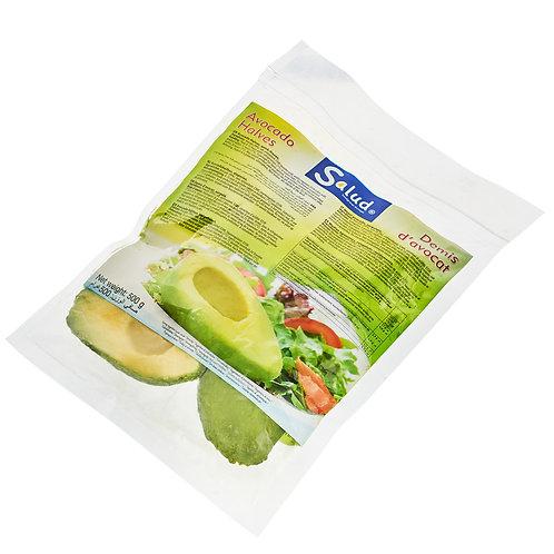 Frozen Avocado Halves 500g