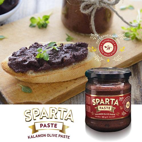 Sparta Kalamata Paste 185g