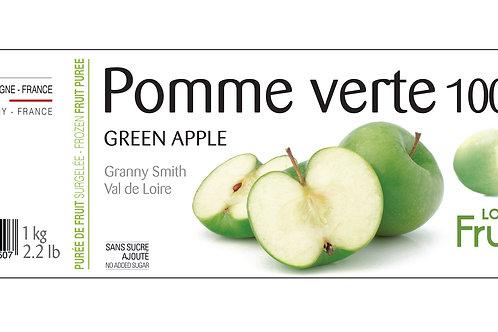 La Fruitiere Green Apple Puree