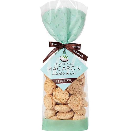 Fossier Coconut Macaroons 120g pkt