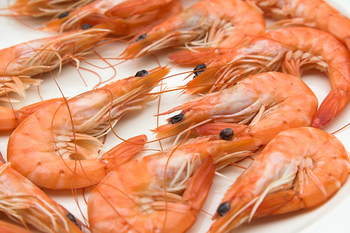 Cooked Prawns 30/40 CHILLED