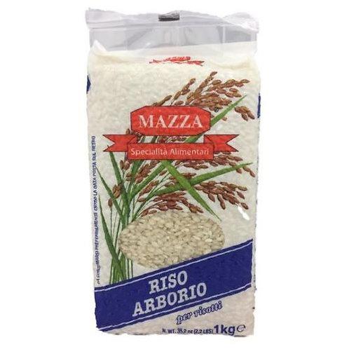 Mazza Arborio Rice 1kg pkt