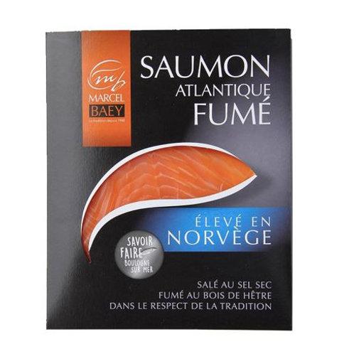 Smoked Salmon 1kg preslied Frozen