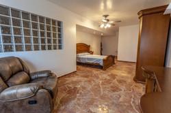 ground floor bedroom with en suite