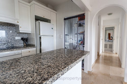kitchen utility area