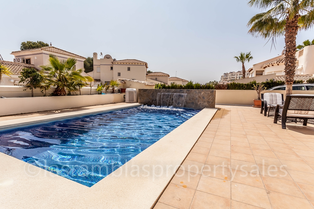 villa properties for sale Las Ramblas Golf508-28